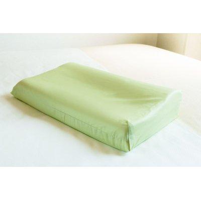 画像1: 低反発 緑枕 Low Rebounding Pillow 【宅配便B】