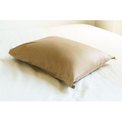 画像1: 心地よい感触 低反発 茶枕 Low Rebounding Pillow 【宅配便B】
