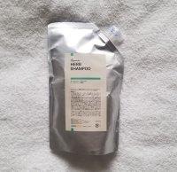 Organic ハーブシャンプー スタンドパウチ 800ml【宅配便60】