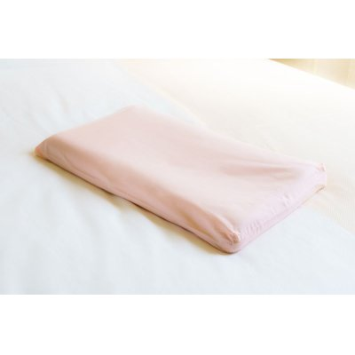画像1: 低反発 ピンク枕 Low Rebounding Pillow 【宅配便100】